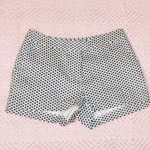 H&M size 2  Dotted shorts
